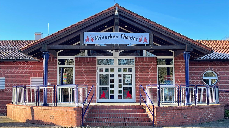 Männeken-Theater im Freibad Hengstforde